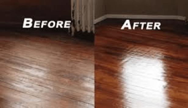 Hardwood Floor Deep Cleaning And Maintenance Coat